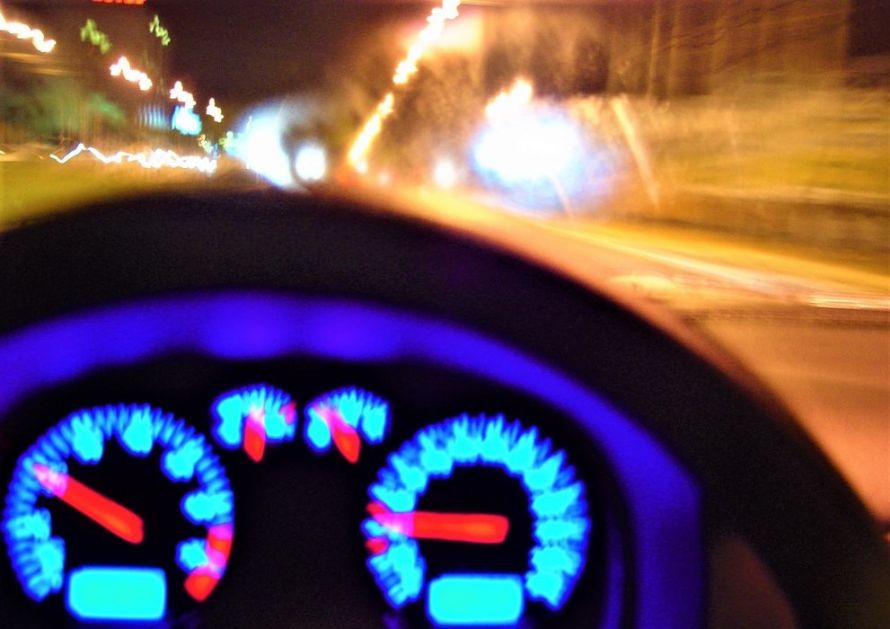 Novosađanin vozio 239,4 kilometara na čas autoputem