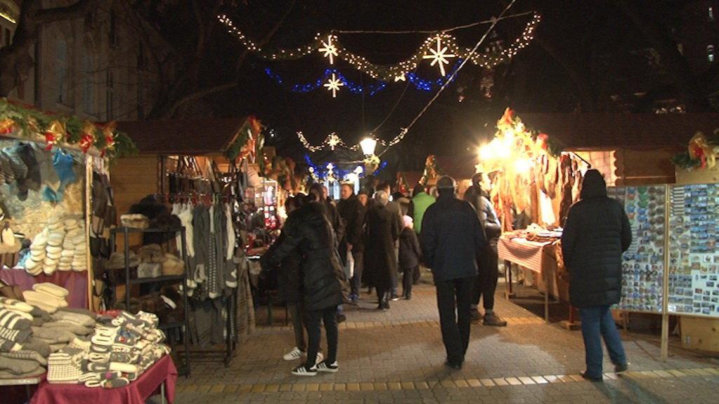 Novosadski Božićni market u izboru za najbolji u Evropi