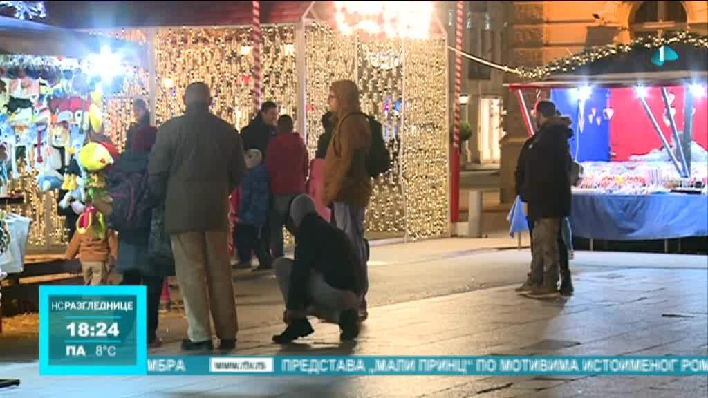 Novosadski Winterfest među najboljim božićnim marketima u Evropi