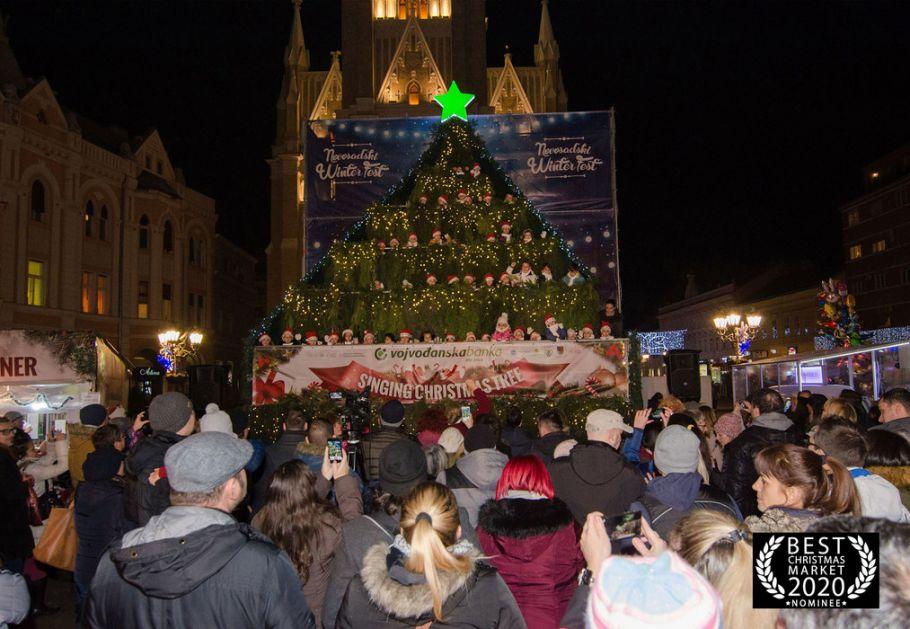 Novosadski Winterfest svrstan među najbolje božićne markete