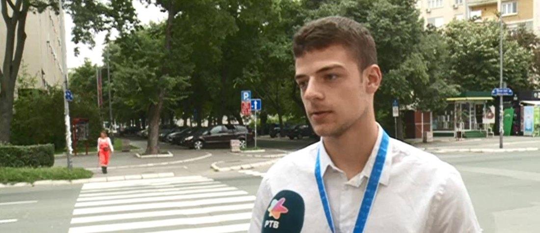 Novosadski gimnazijalac osvojio srebro na informatičkoj Olimpijadi