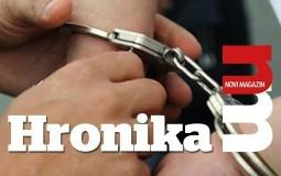 Novosti: Specijalna jedinica policije na Kanarevom brdu, privođenje narkodilera