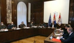 Novosti: Večeras vanredna sednica Saveta za nacionalnu bezbednost