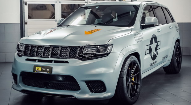 O.CT Jeep Grand Cherokee Trackhawk sa 888KS
