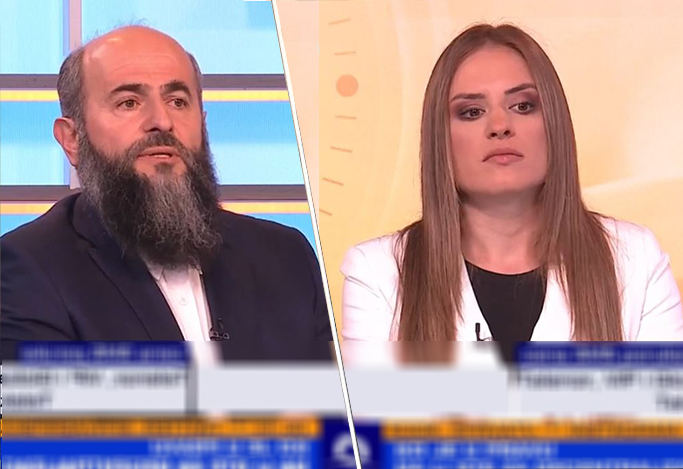 O Sandžaku kao prekograničnoj autonomnoj regiji – Muftija Zukorlić vs. Milica Zavetnica