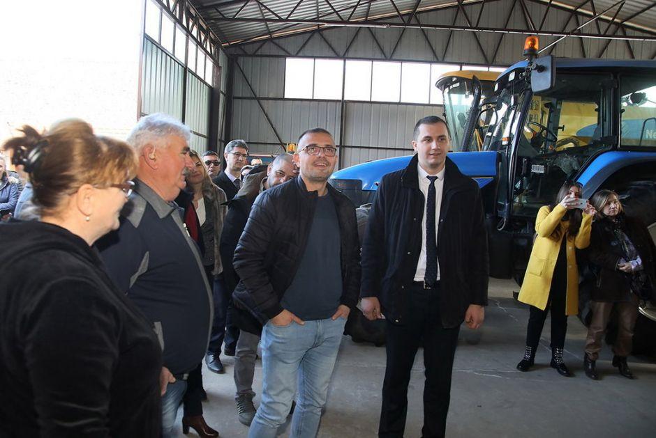 O komasaciji zemljišta i subvencijama u Bačkom Petrovcu