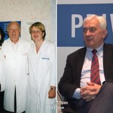 O korona virusu, otkrivenom 1965. godine - prof dr. Stevan Baljosevic i prof. dr Dragan Delic