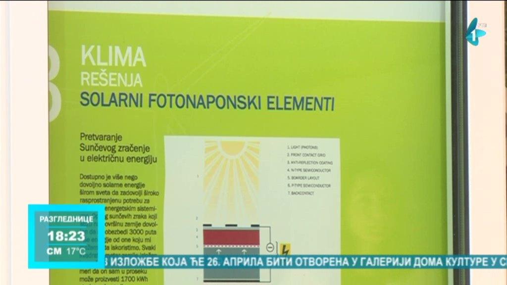 O održivom razvoju, cirkularnoj ekonomiji, klimatskim promenama i energiji u Sremskim Karlovcima