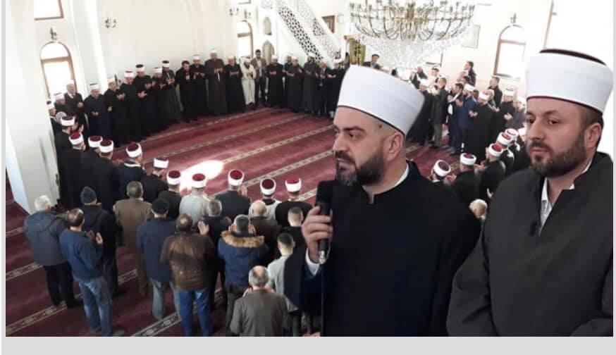 O razbijači Islamske zajednice!