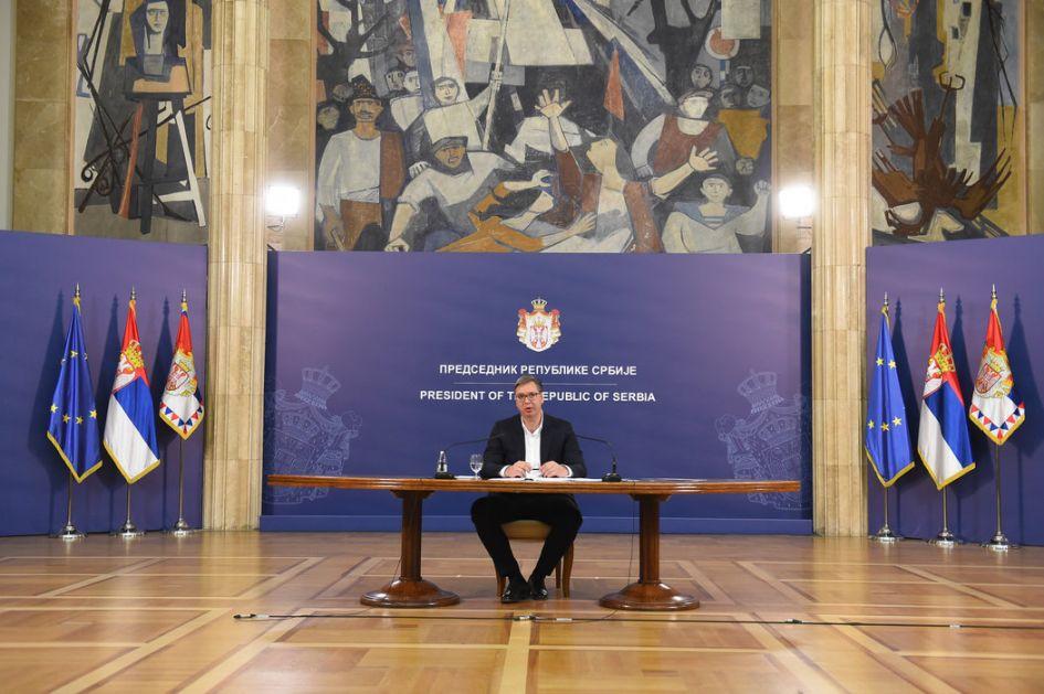 O uvođenju policijskog časa sutra - Vučić za, Brnabić i Lončar protiv