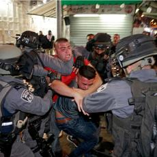 OBJAVLJEN BILANS NEREDA U JERUSALIMU: Povređeno 80 ljudi, među njima i beba od godinu dana! (VIDEO)