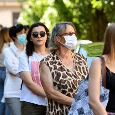 OBJAVLJENI NAJNOVIJI PODACI: Još 235 novoobolelih od korona virusa, preminulo šest osoba