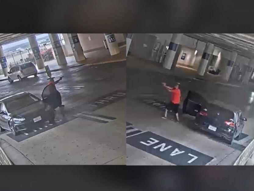 OBRAČUN NA AMERIČKOM AERODROMU: Policajac iz San Antonija se hrabro suprostavio napadaču! VIDEO
