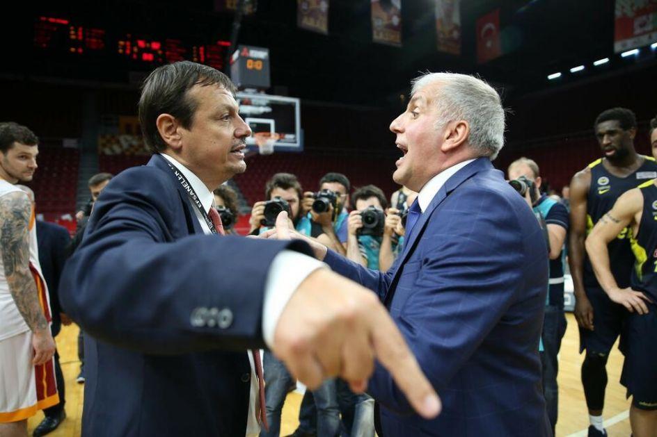 OBRADOVIĆ ZASLUŽUJE DA RADI U NBA! Ataman: Nadam se da će shvatiti da treba da pozovu najboljeg trenera Starog kontinenta!