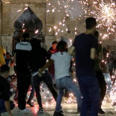 OČAJNI PRIZORI NA ULICAMA JERUSALIMA: Sukobi policije i Palestinaca sve žešći, ima mnogo povređenih (FOTO/VIDEO)