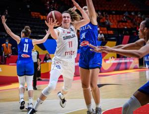 'OČEKUJE NAS IZAZOVAN DUEL': Naše košarkašice su maksimalno motivisane pred utakmicu sa Španijom!