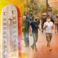 OČEKUJE NAS NAJTOPLIJI DAN OD POČETKA GODINE! Temperatura će ići i do 40 stepeni, uskoro stiže OSVEŽENJE (FOTO)