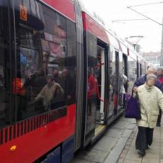 OD JUTROS PONOVO VOZE TRAMVAJI NA DORĆOLU: Na stare trase vraćaju se tri tramvajske linije