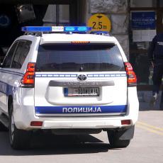 OD OSUMNJIČENOG ODUZETO OSAM KILOGRAMA DROGE! Hapšenje u Beogradu