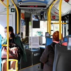 OD PONEDELJKA U BEOGRADU VEĆI BROJ AUTOBUSA: Broj putnika uvećan za 60 odsto
