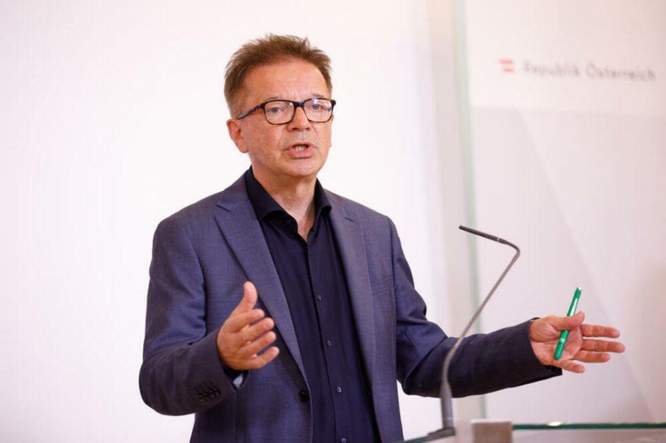 ODABRAN ANŠOBEROV NASLEDNIK Predsednikov lekar Volfgang Mikštajn novi austrijski ministar zdravlja