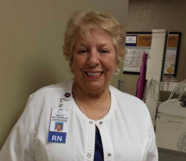ODBILA DA ODE U PENZIJU, ZARAZILA SE KORONOM I UMRLA: Mnogima je bila najdraža medicinska sestra, nije htela da napusti pacijente