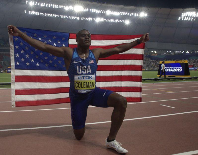 ODBIO DOPING TEST: Svetski šampion na 100 metara suspendovan na dve godine