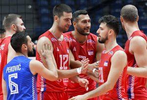 ODBOJKAŠI SPREMNI ZA POLUFINALE: Italijani držite se, mi smo aktuelni evropski šampioni i imamo snage!