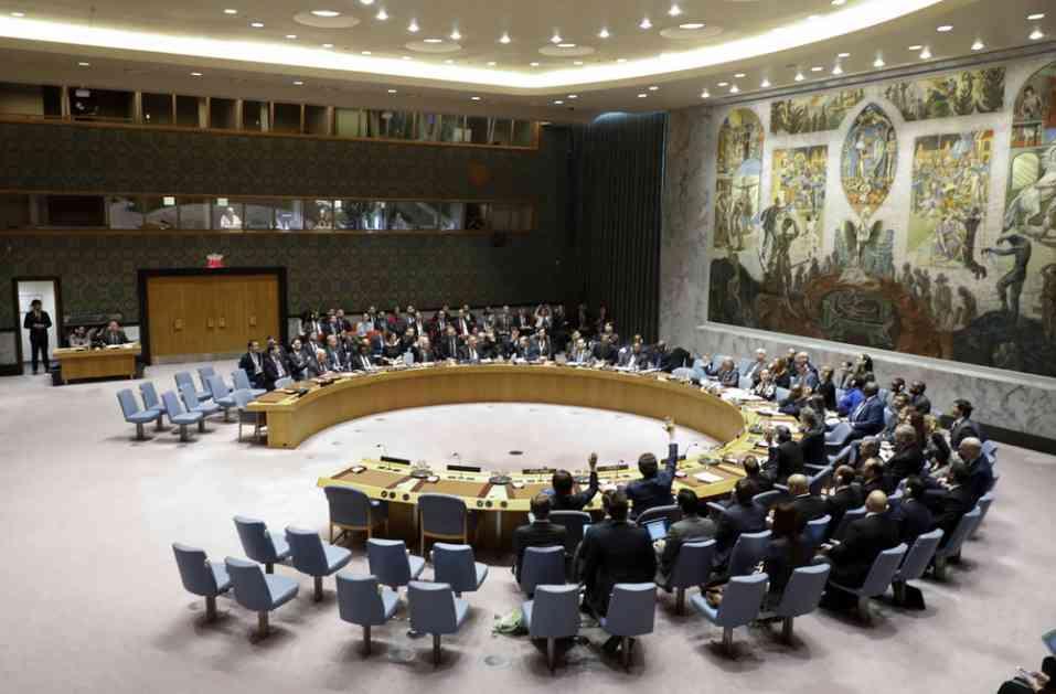 ODGOVOR AMERICI: Rusija će Savetu bezbednosti UN podneti svoj nacrt rezolucije o Venecueli