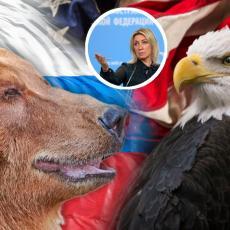 ODGOVORA ĆE BITI, NE BRINITE Zaharova poslala moćnu poruku Vašingtonu nakon najnovijih američkih sankcija