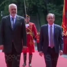 ODJECI SASTANKA HOTIJA I RAME: Premijer lažne države saopštio šta će učiniti u slučaju Tačijeve ostavke (VIDEO)