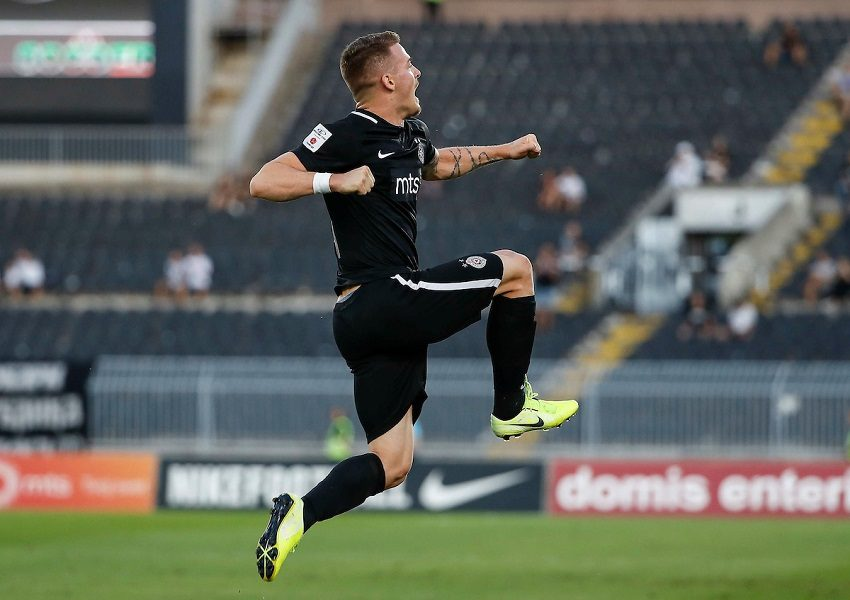ODLAZAK NA SEVER EVROPE Partizan prodao napadača