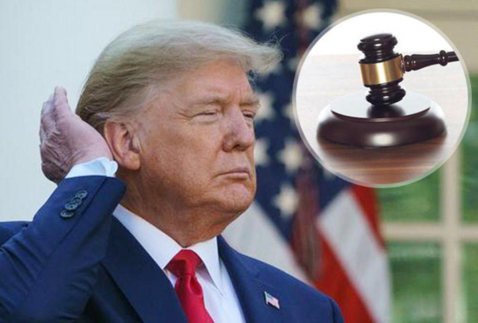 ODLUKA SUDA U PENSILVANIJI ĆE OBRADOVATI TRAMPA Evo koje dokaze krađe glasova su advokati predsednika SAD prezentovali! (VIDEO)