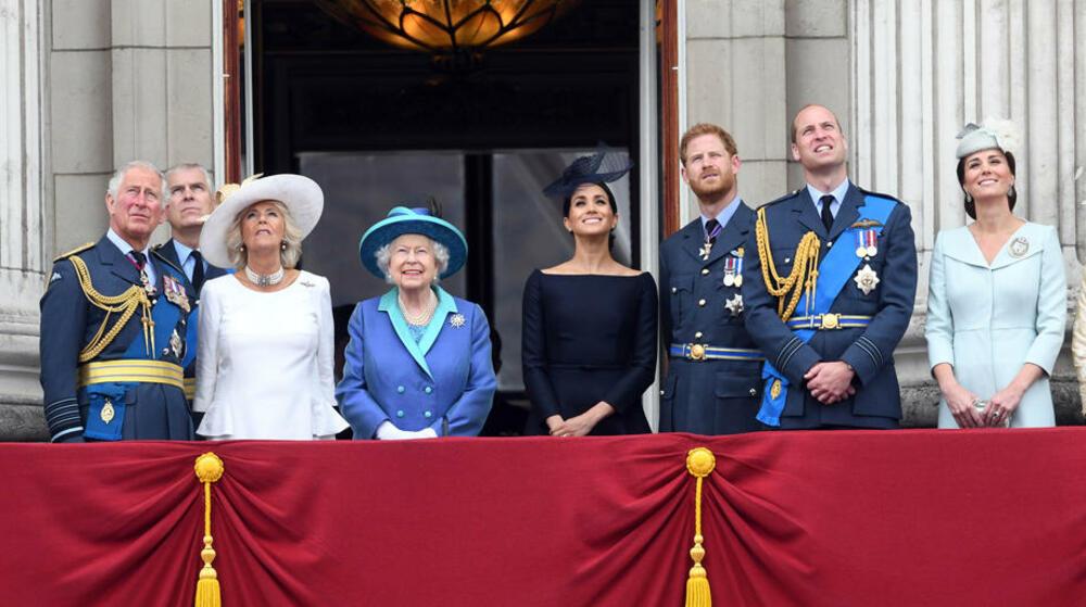 ODLUKA U POSLEDNJEM TRENUTKU Niko iz kraljevske porodice neće nositi vojnu uniformu na sahrani princa Filipa!