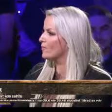 ODMAH NA POČETKU EMISIJE - KRŠENJE PRAVILA: Produkcija kaznila devojku Baneta Čolaka
