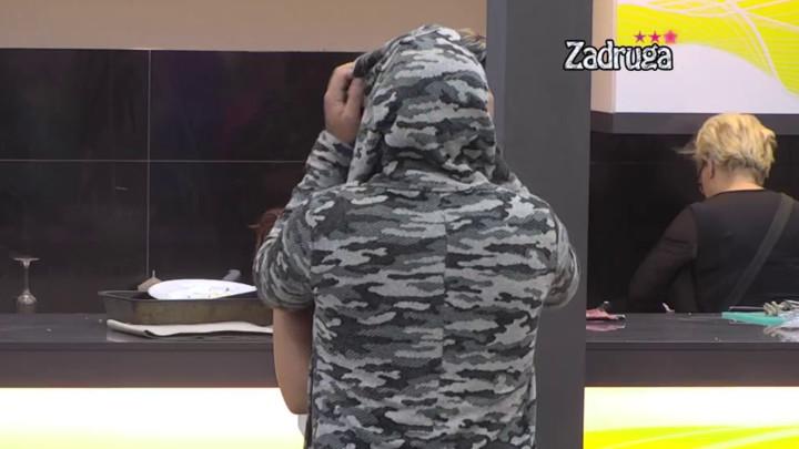 ODMAH PRIŠAO IVANI! Čim se završila emisija, Bane došao do Krunićeve, ona mu poručila da mu se NEĆE DOPASTI razgovor koji će voditi! (VIDEO)