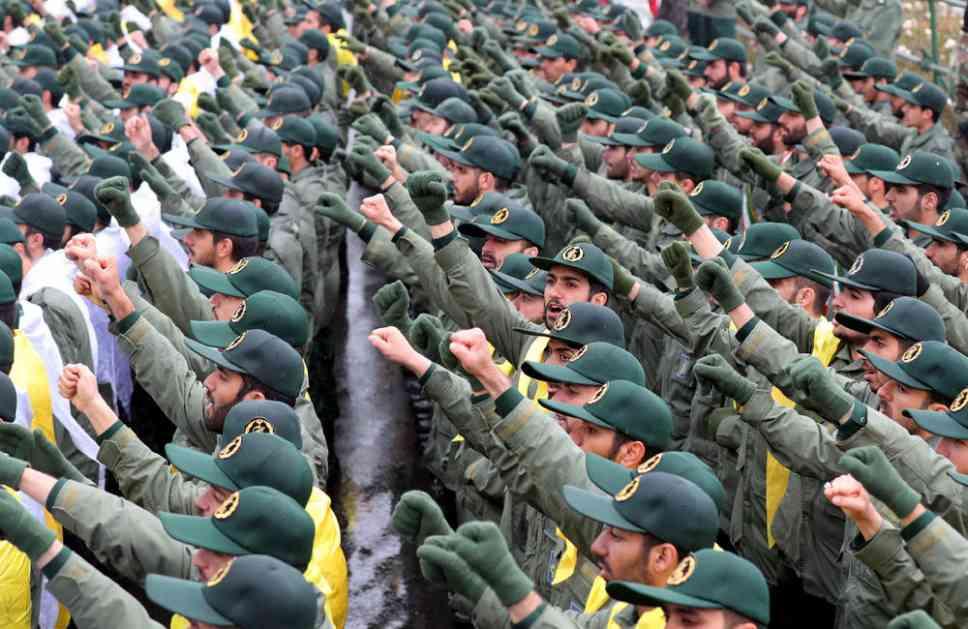 ODMAZDA ĆE BITI ŽESTOKA! Iran će se osvetiti za samoubilački napad na Gardu