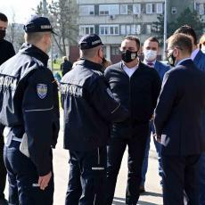 ODUZIMAĆEMO VOZILA: Ministar Vulin apelovao da se poštuju saobraćajni propisi i najavio oštre kazne