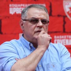 OGLASIO SE ČOVIĆ: Predsednik Zvezde OTKRIO sve o transferu Petruševa! Jedna STVAR ga je NASMEJALA!