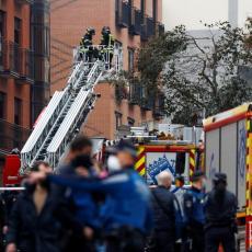 OGLASIO SE GRADONAČELNIK MADRIDA: Poznat uzrok jezive eksplozije, stradale najmanje dve osobe (FOTO/VIDEO)