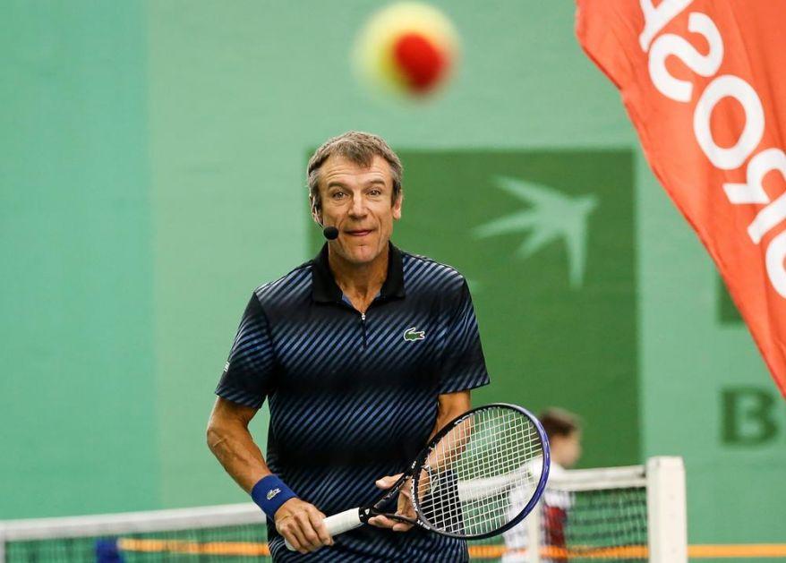 OGLASIO SE I VILANDER ZBOG SKANDALA SA NOVAKOM NA US OPENU: Ni Đoković, ni Nadal! Samo bi Federer mogao da se izvuče sa predajom, jer je FENOMEN (VIDEO)