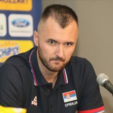 OGLASIO SE MAČVAN: Dirljiva poruka srpskog košarkaša (FOTO)