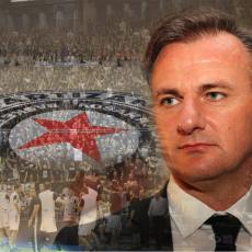 OGLASIO SE MIJAILOVIĆ: Tiče se sastava tima, Grobari će biti ODUŠEVLJENI