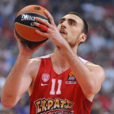 OGLASIO SE MILUTINOV: Vreme je za novo poglavlje, počastvovan sam što ću biti igrač CSKA!