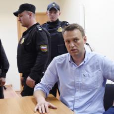 OGLASIO SE RUSKI OPOZICIONAR IZ ZATVORA Zdravo, ovo je još uvek Navaljni, ne znam šta se događa (FOTO)