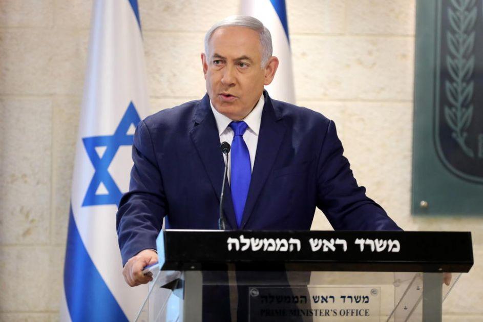 OGLASIO SE VRH IZRAELA Netanijahu: Hamas će platiti visoku cenu! Ganc: Ovo je tek početak!