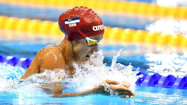OI mladih: Anja Crevar srebrna na 200 metara mešovito