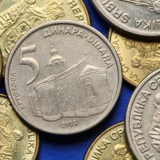 OJAČALA DOMAĆA VALUTA: Evro danas 118,23