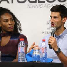 OKRENULA LEĐA PRIJATELJU: Serena najstrašnije UVREDILA Novaka! Ovo joj Đoković neće ZABORAVITI