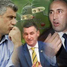 OKUPILI SE ZLOČINCI: Tači, Haradinaj i Veselji viđeni u prištinskom restoranu, brine ih samo jedna stvar
